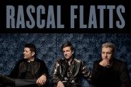 Rascal Flatts Reveals 'Back To Us' Album Track List