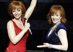 Reba Gets 'Fancy' New Madame Tussauds Wax Figure