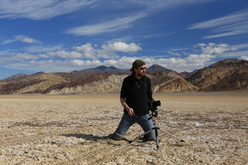 Ronnie Dunn Has Run-In With the Law in Death Valley
