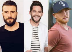 Sam Hunt, Thomas Rhett, Cole Swindell & More to Perform at ACM Awards