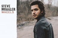 Steve Moakler Releases 'Wheels' Music Video