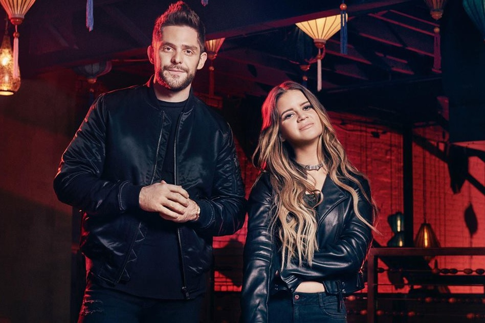 Maren Morris, Thomas Rhett Land 2018 American Music Awards Nominations