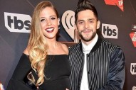 Thomas Rhett's Wife Debuts Baby Bump on iHeartRadio Music Awards Red Carpet