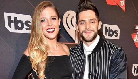Thomas Rhett Talks Baby Names