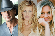 Tim McGraw, Faith Hill, Kelsea Ballerini Join ACM Awards Lineup