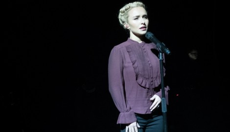 Hayden Panettiere Admits It's Hard to Talk About Shocking 'Nashville' Exit