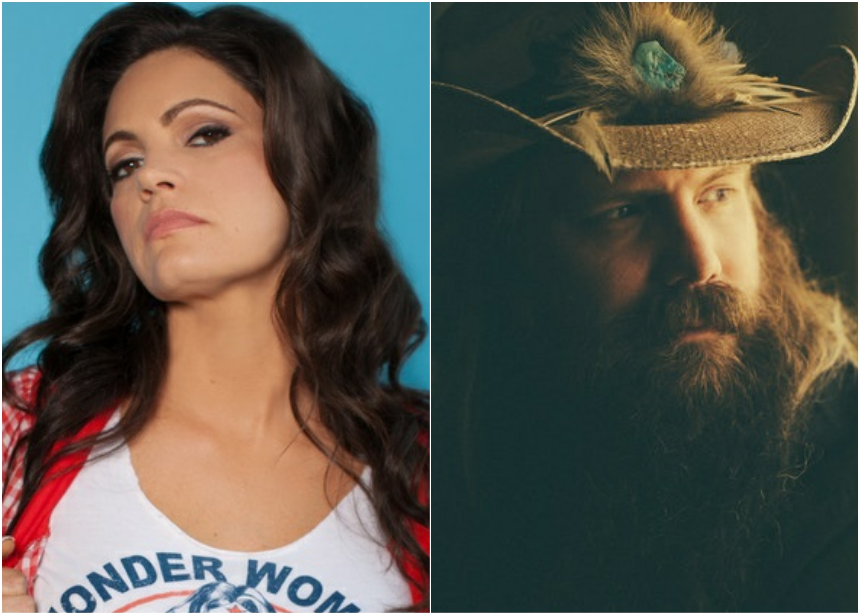 Angaleena Presley Shares Experience of Co-Writing With Chris Stapleton