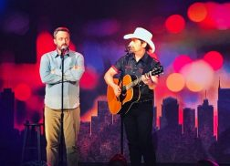 Brad Paisley Brings the Laughs to Nashville's Wild West Comedy Festival