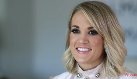 Carrie Underwood Plays Beauty Edition of 'Never Have I Ever'
