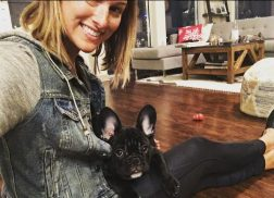 Cassadee Pope and Rian Dawson's Dog Cuppy Trumps Wedding Plans