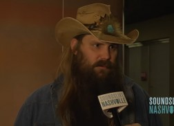 Chris Stapleton: 'It's Been a Life-Changing Couple of Years'