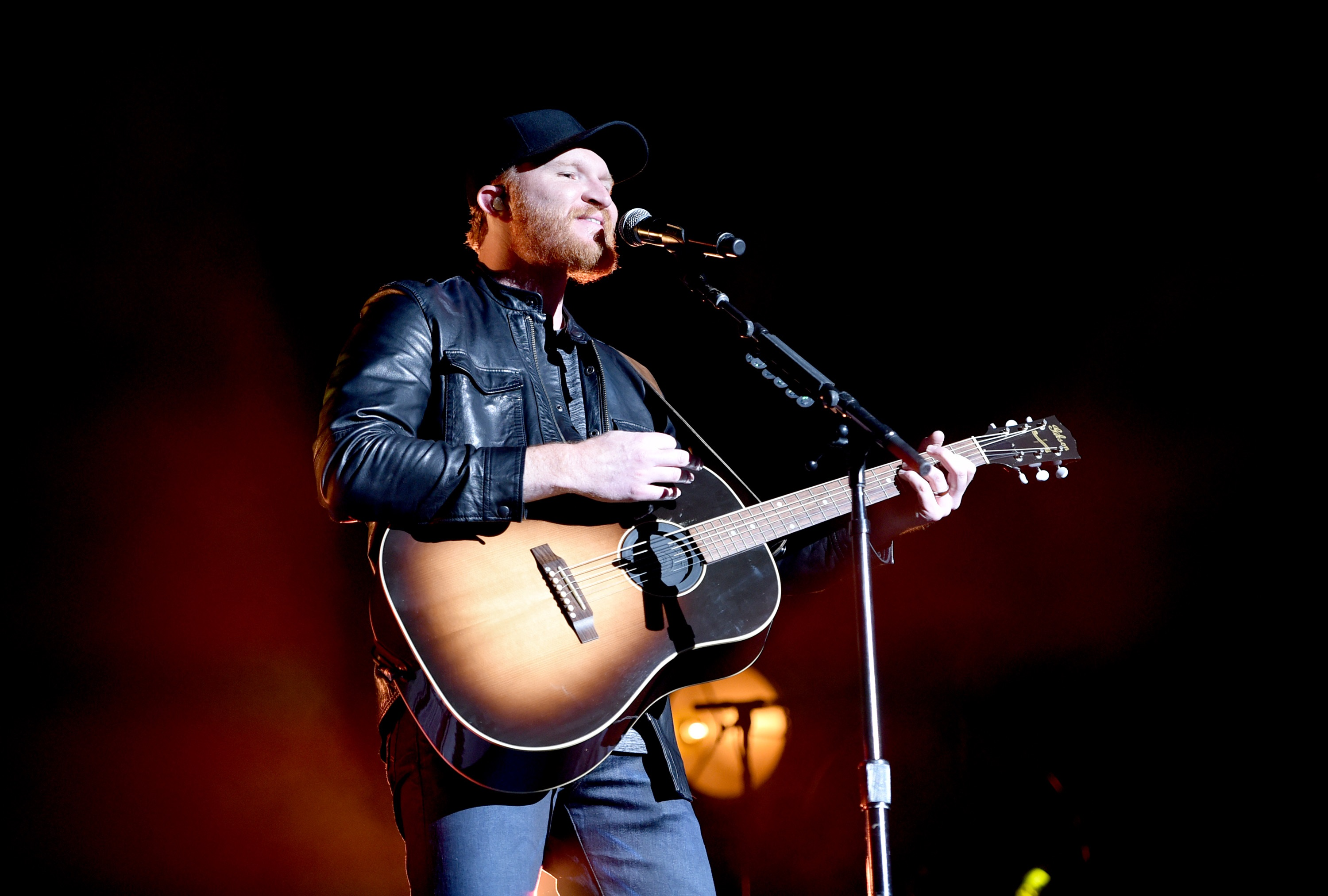 Eric Paslay; Photo by John Shearer/Getty Images for Sony Music Nashville