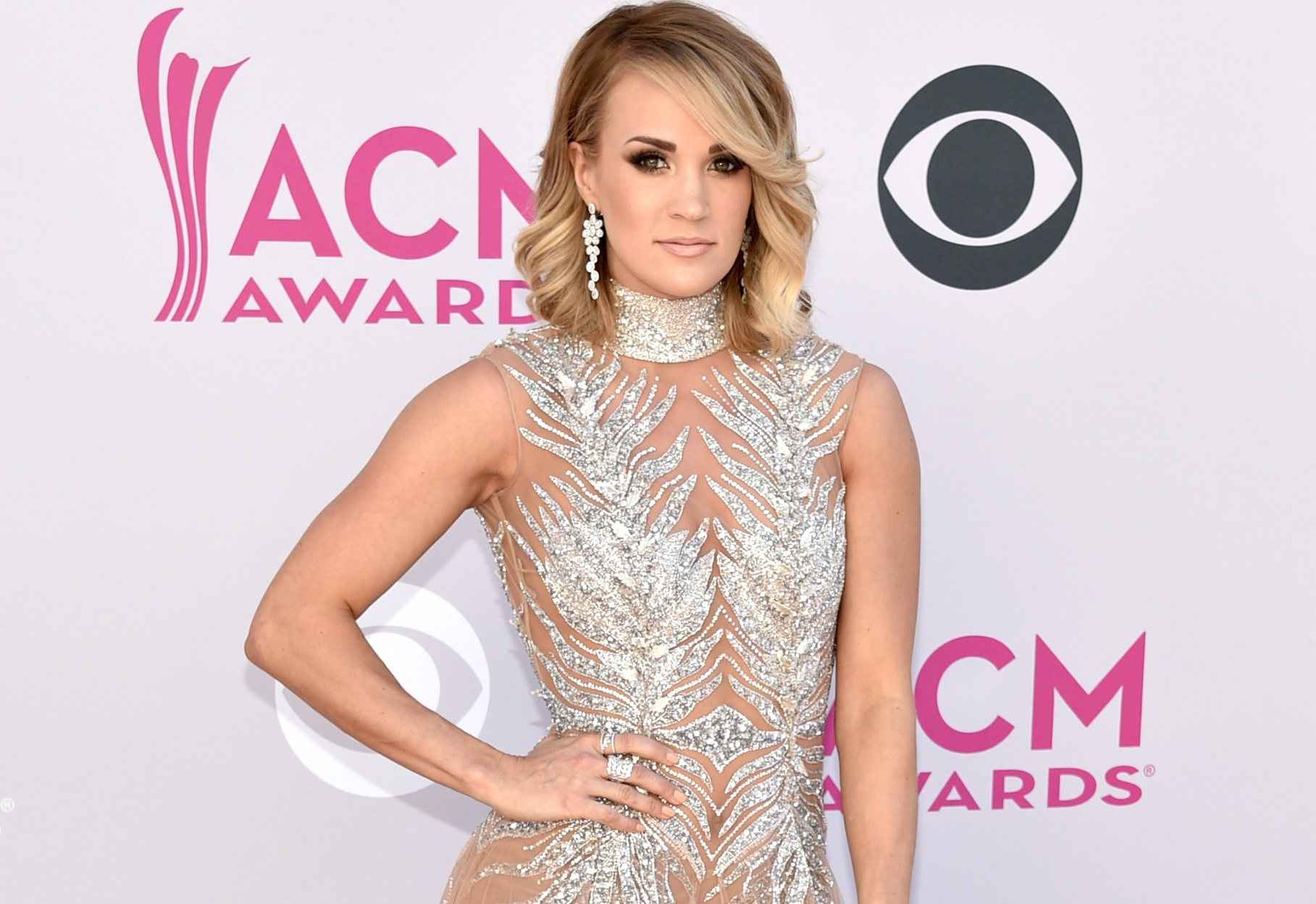 Carrie Underwood on Baby No.2: 'We're on God's Good Timing'