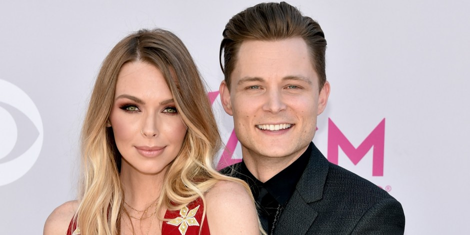 Frankie Ballard and Wife Chrissy Make Red Carpet Debut at ACM Awards