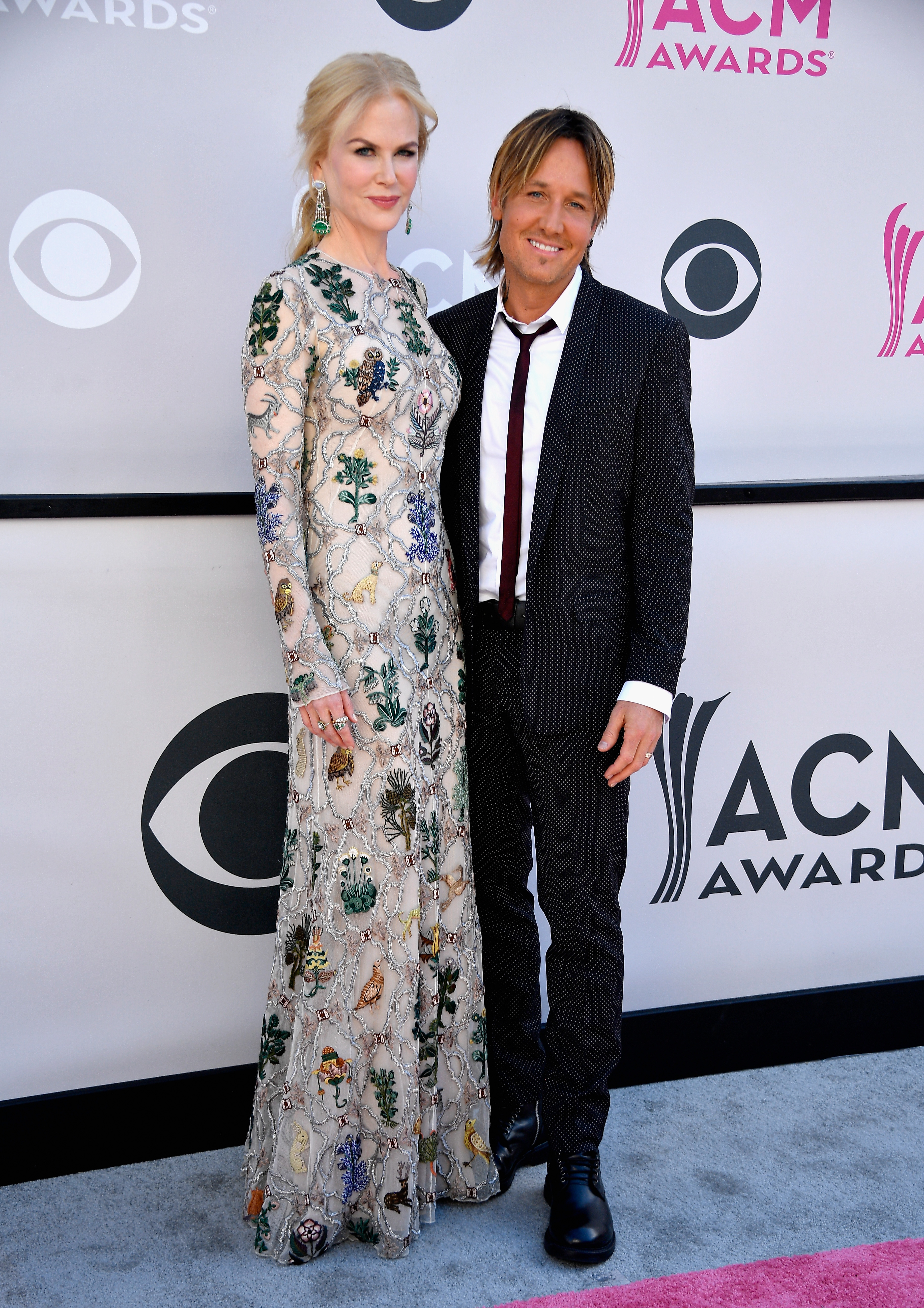 Nicole Kidman and Keith Urban; Photo by Frazer Harrison/Getty Images