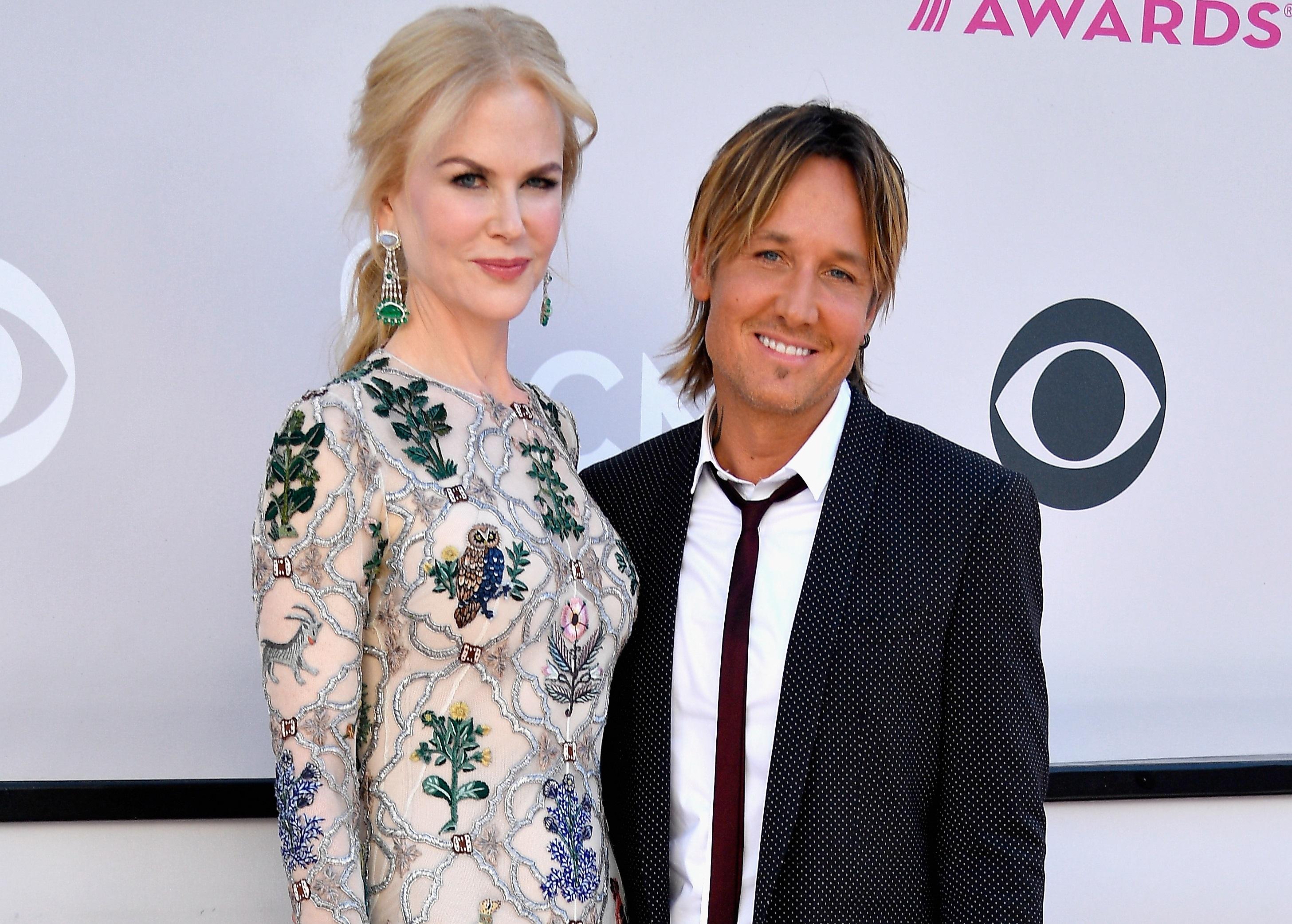 Nicole Kidman Admits She Barely Knew Keith Urban On: Nicole Kidman Calls Keith Urban's Songs 'Beautiful Gifts