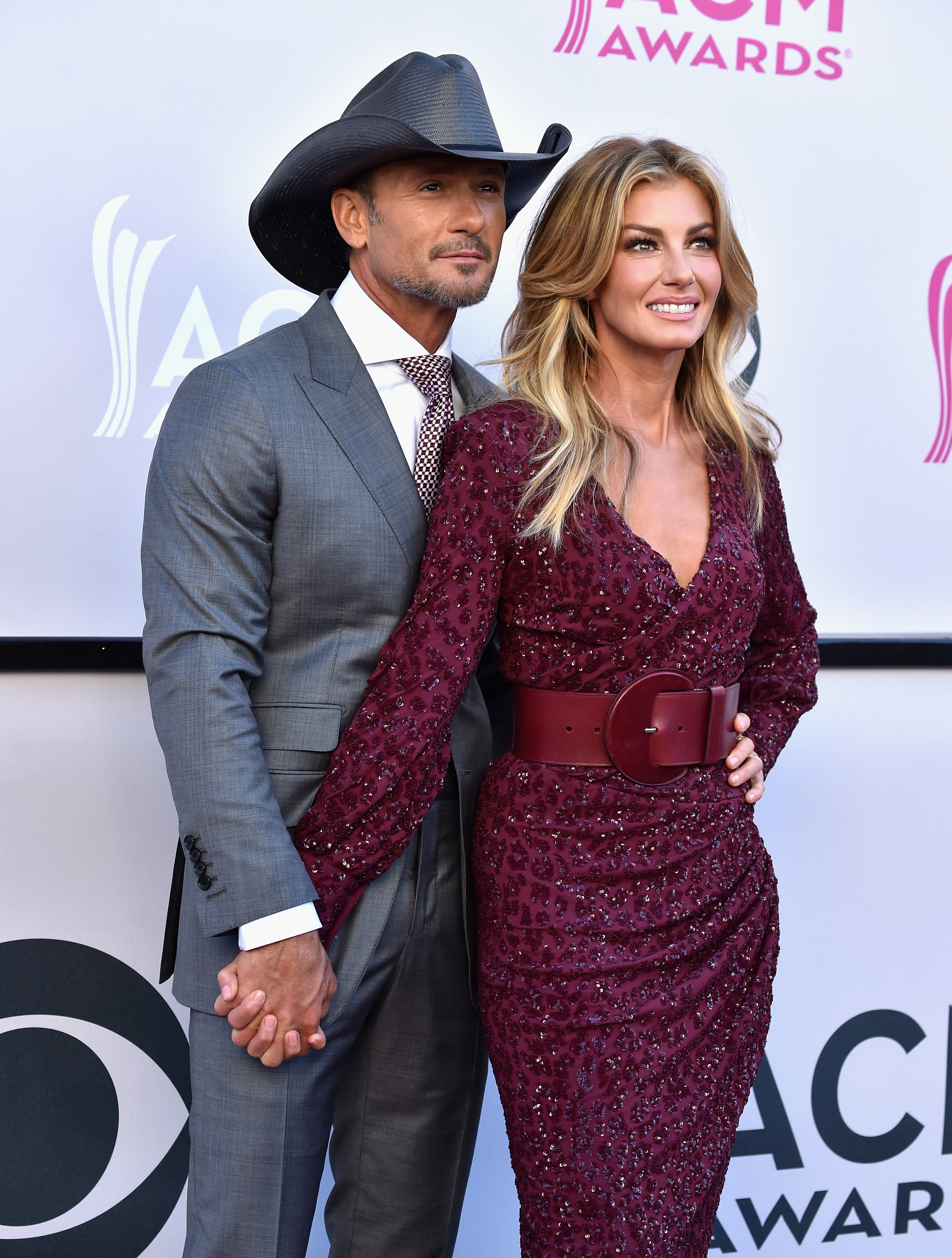 Tim McGraw and Faith Hill; Photo by Frazer Harrison/Getty Images