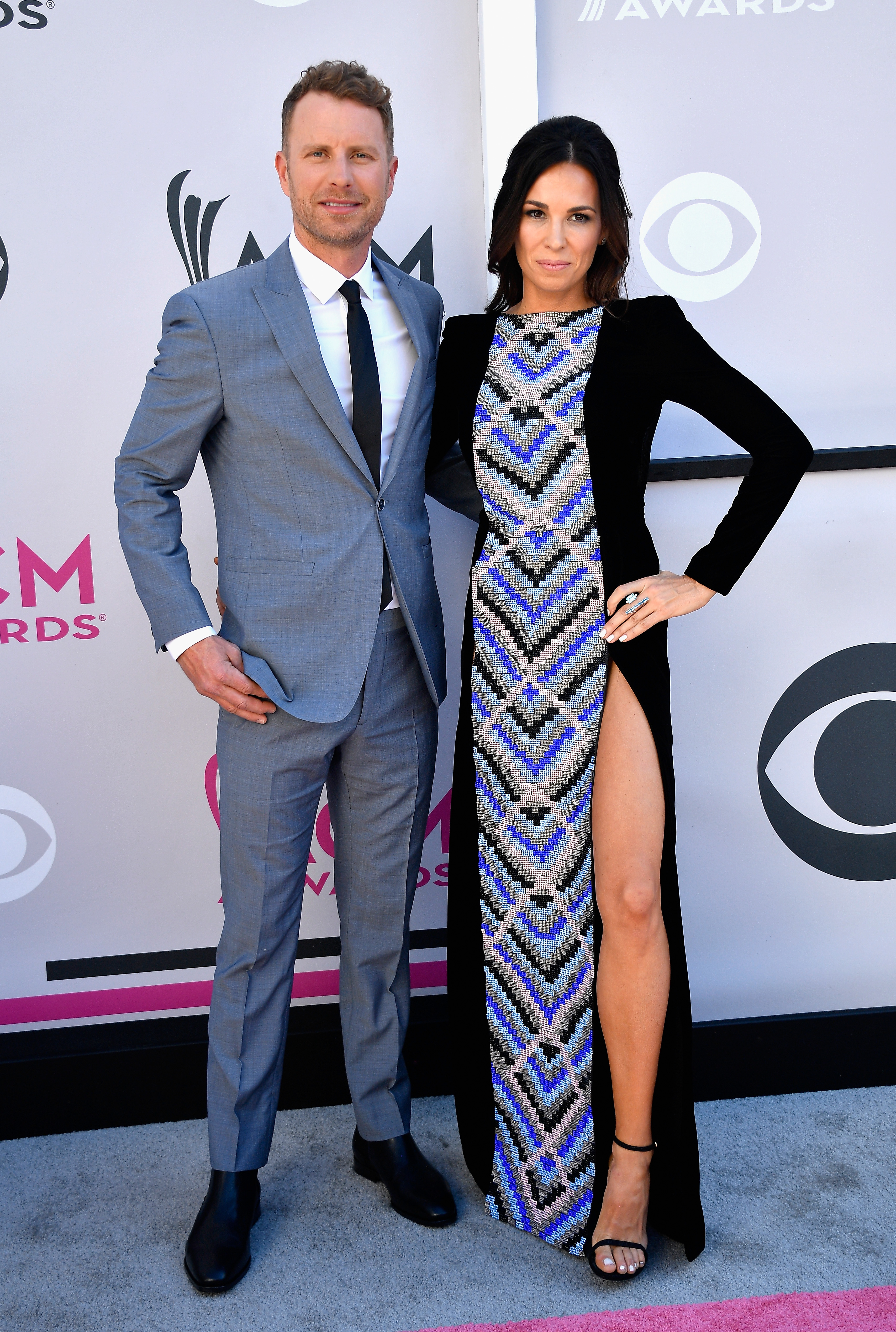 Dierks Bentley and Cassidy Black; Photo by Frazer Harrison/Getty Images