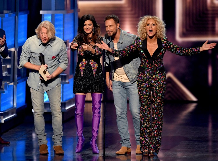 Little Big Town Notches Title of ACM Vocal Group of the Year