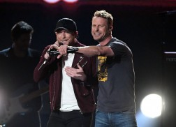 Dierks Bentley Enjoys Bonding with Opening Acts Jon Pardi and Cole Swindell