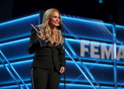 Miranda Lambert Takes Home Trophy for ACM Female Vocalist of the Year