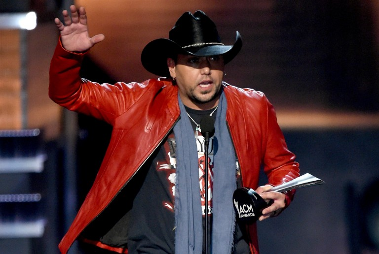 Jason Aldean Earns Coveted Title of ACM Entertainer of the Year