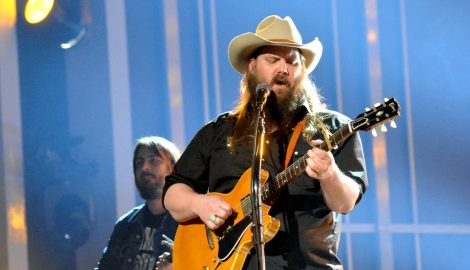 Listen to Chris Stapleton's Reflective New Song, 'Broken Halos'