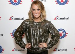 Carrie Underwood Details the Impact Military Families Have On Her Songwriting
