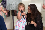 Hillary Scott's Daughter Steals the Show on 'HSN' Visit