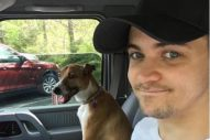 Hunter Hayes Adopts Dog From Nashville-Based Rescue