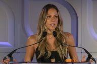Jana Kramer Gives Powerful Speech About Domestic Abuse at Safe Horizon's Champion Awards