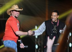 Throwback to the Time Jason Aldean Shared a Stage with Ludacris