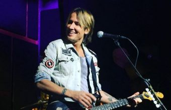 Keith Urban Surprises with Intimate Club Show