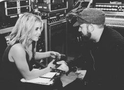 Lindsay Ell Couldn't be Happier Working With Kristian Bush