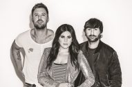 EXCLUSIVE: Lady Antebellum Describes Studio Process of 'Think About You'