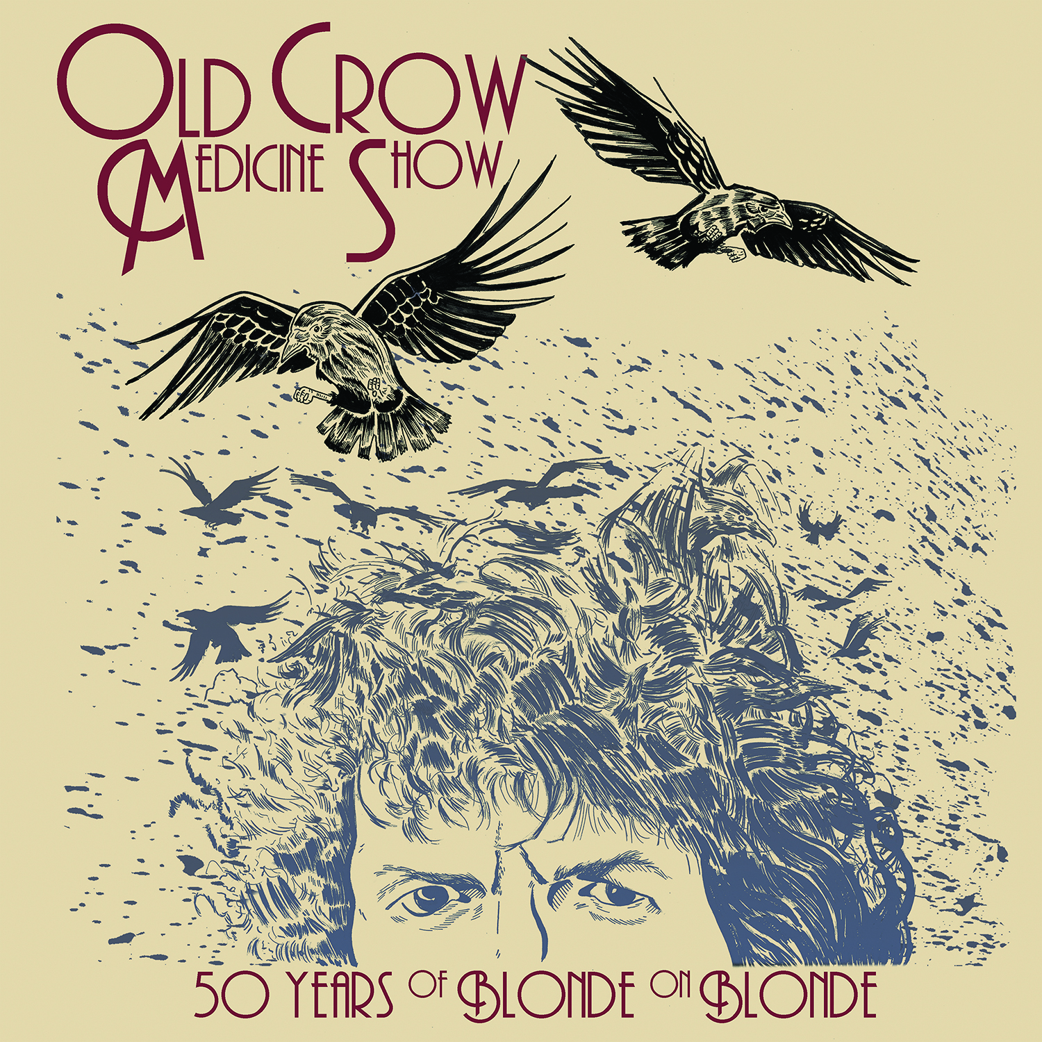 Old Crow Medicine Show; Cover Art Courtesy of Columbia Records Nashville