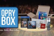 You Could WIN a Brad Paisley-Themed Opry Box