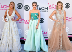 PHOTOS: Stars Arrive at the 52nd ACM Awards