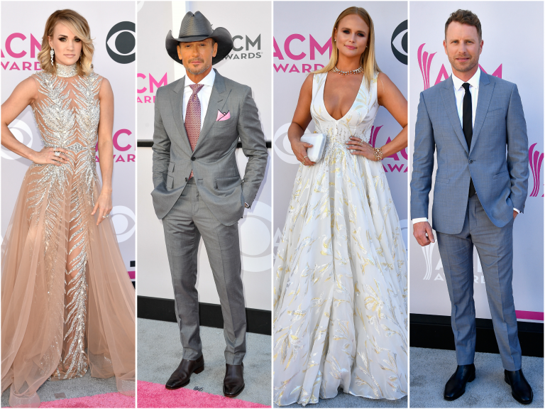 2017 ACM Awards: Best and Worst Dressed