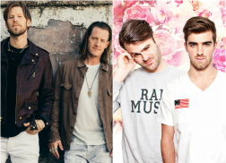 Listen to Florida Georgia Line's Collaboration with The Chainsmokers