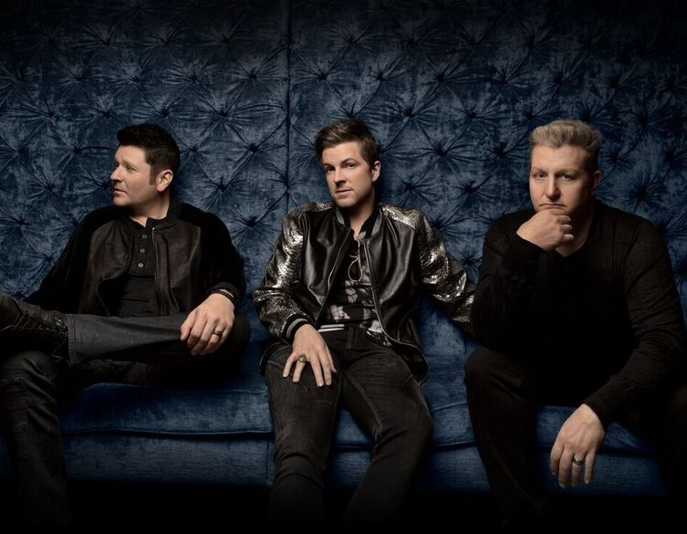Rascal Flatts 'Back To Us' Album 'Organically Fell Into Place'