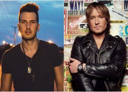 Russell Dickerson Looks Up to Keith Urban's Successful Career