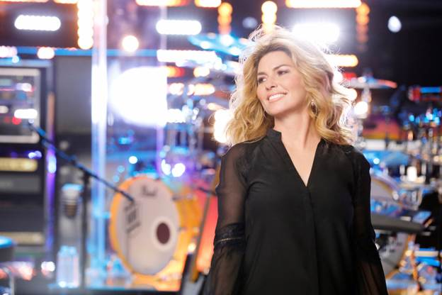 Shania Twain announces first album in 15 years