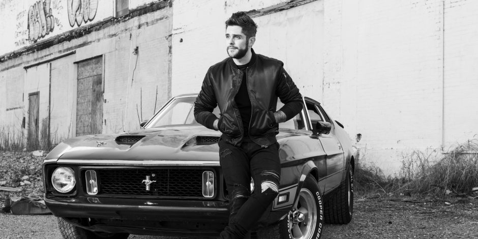 Thomas Rhett Was Road-tripping When He First Heard Himself on Radio