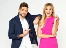 Kelsea Ballerini Had a Blast Hosting 'CMA Fest' with Thomas Rhett