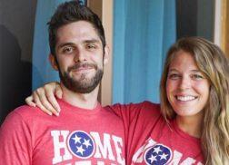 Thomas Rhett Designs Tee to Raise Funds for 147 Million Orphans
