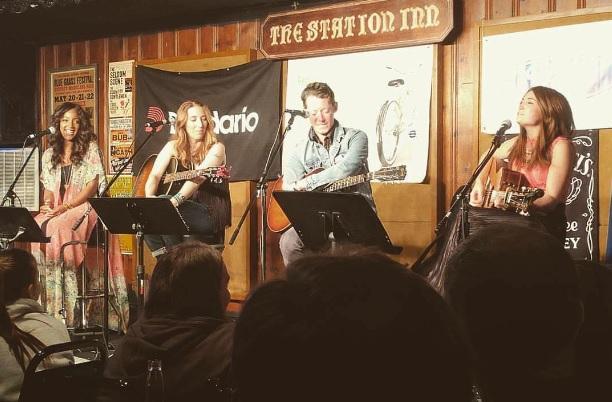 Mickey Guyton, Victoria Banks & More Bare Their Souls at Tin Pan South 2017