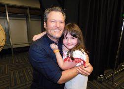Blake Shelton Makes Dreams Come True for Seven-Year-Old Fan