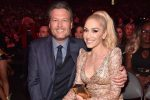 Blake Shelton Celebrates Billboard Award Win with Kiss From Gwen Stefani
