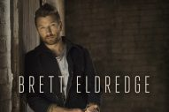 Brett Eldredge Reveals Tracklist for Third Album